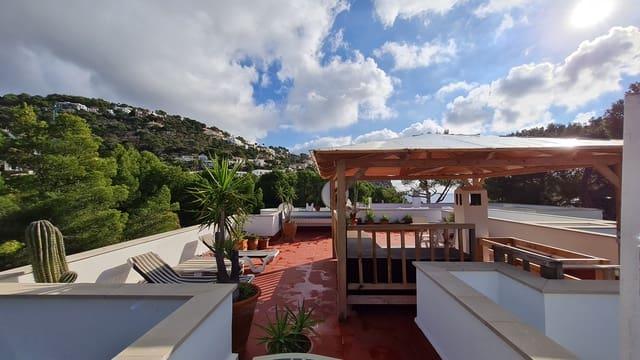 2 sypialnia Penthouse do wynajęcia w Puerto de Andratx z garażem - 2 300 € (Ref: 5821471)