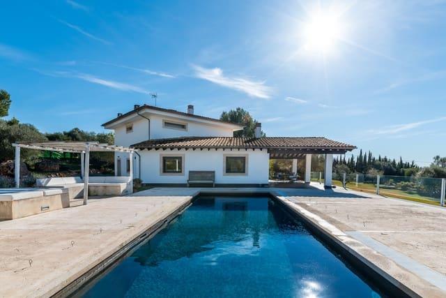 4 sypialnia Willa do wynajęcia w Puntiro z basenem garażem - 5 000 € (Ref: 5889984)