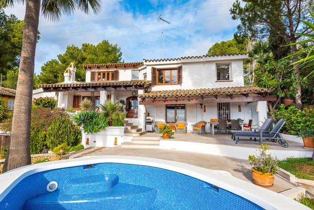 6 sypialnia Willa do wynajęcia w Bendinat z basenem garażem - 7 000 € (Ref: 5923751)