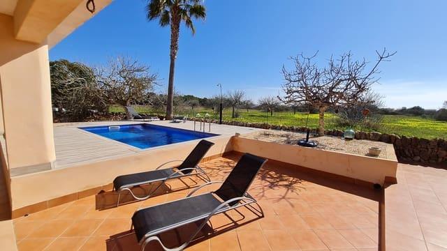Finca/Casa Rural de 3 habitaciones en S'Estanyol en venta con piscina garaje - 600.000 € (Ref: 5929111)