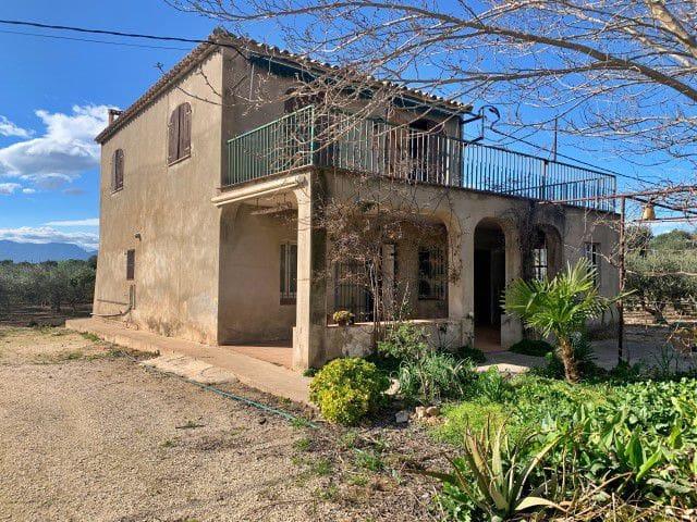 4 chambre Villa/Maison à vendre à L'Aldea avec garage - 148 000 € (Ref: 5986591)