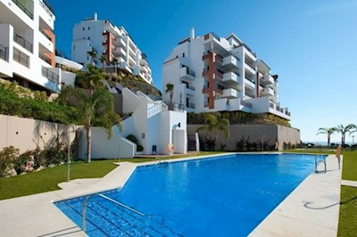 1 Bedroom Apartment For Sale In Torrox Costa With Pool   U20ac 190,000 (Ref ...