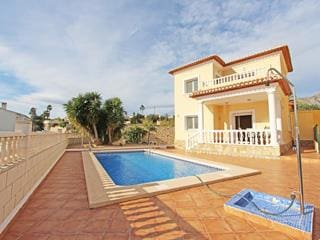 Chalet de 3 habitaciones en Beniarbeig en venta con piscina - 299.950 € (Ref: 4963576)
