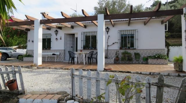 4 bedroom Finca/Country House for sale in Archez - € 130,000 (Ref: 4885002)