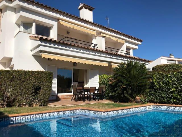 4 sovrum Radhus till salu i Platja d'Aro med pool - 600 000 € (Ref: 4725343)