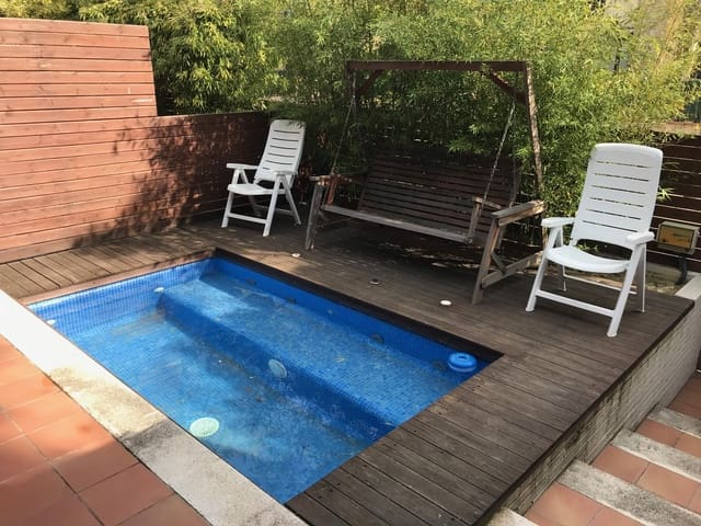 4 sovrum Radhus till salu i Platja d'Aro med pool - 645 000 € (Ref: 4725397)