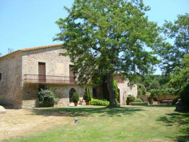 16 soverom Finca/Herregård til salgs i Santa Cristina d'Aro med svømmebasseng garasje - € 3 500 000 (Ref: 4725425)