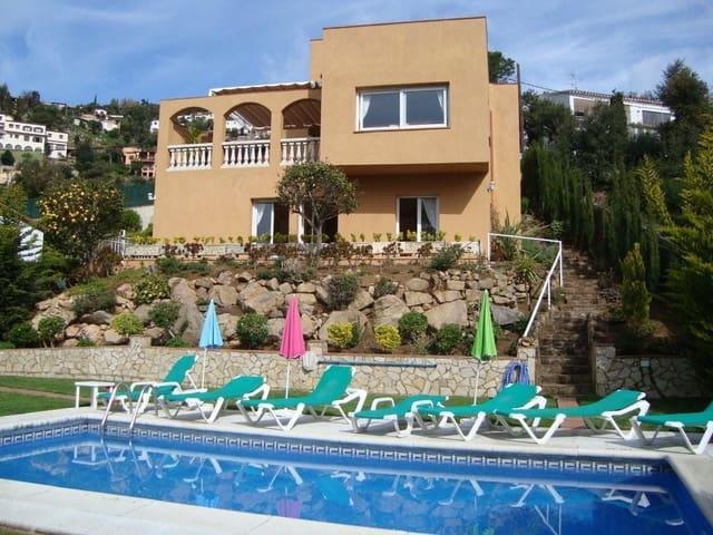 5 sovrum Hus till salu i Calonge med pool - 450 000 € (Ref: 4725534)