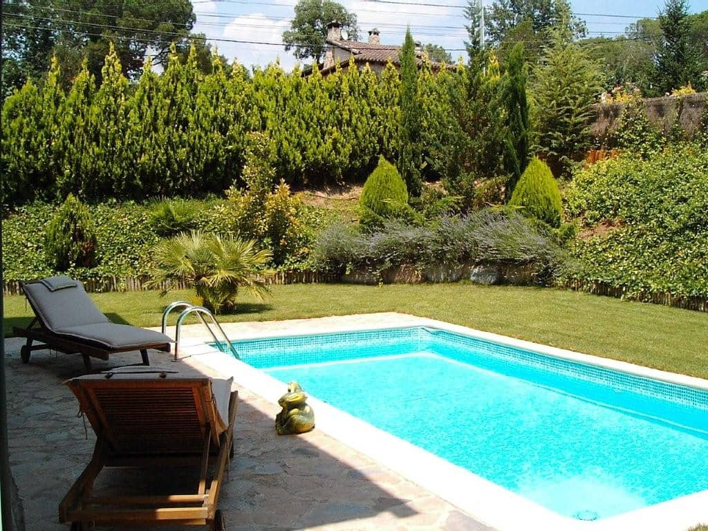 5 sovrum Villa till salu i Santa Coloma de Farners med pool - 490 000 € (Ref: 4725562)