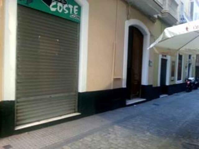 Commercial à vendre à Cadix ville - 200 000 € (Ref: 3100991)