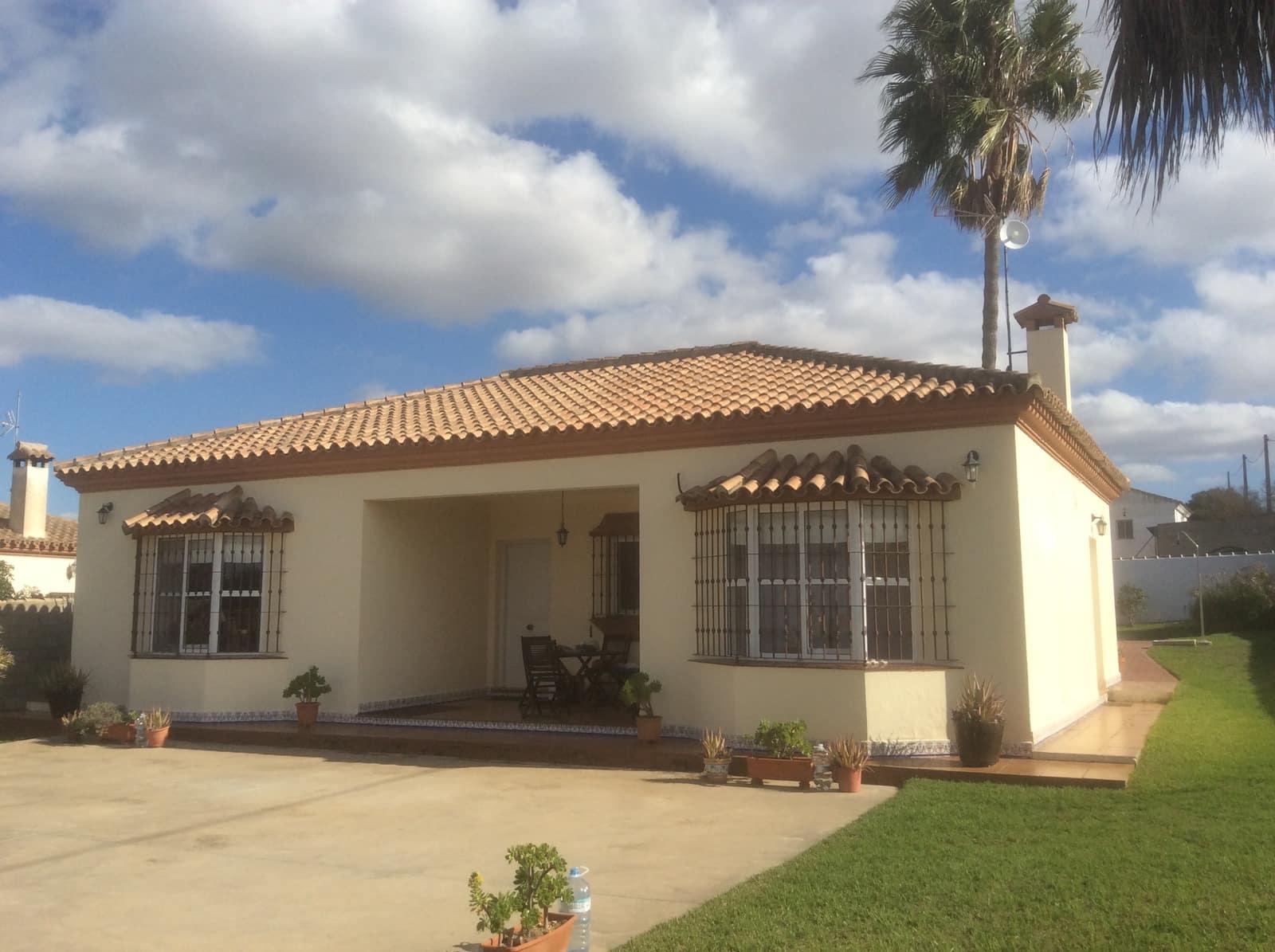 3 chambre Bungalow à vendre à Chiclana de la Frontera - 240 000 € (Ref: 5731125)