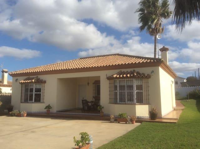 Bungalow de 3 habitaciones en Chiclana de la Frontera en venta - 240.000 € (Ref: 5731125)