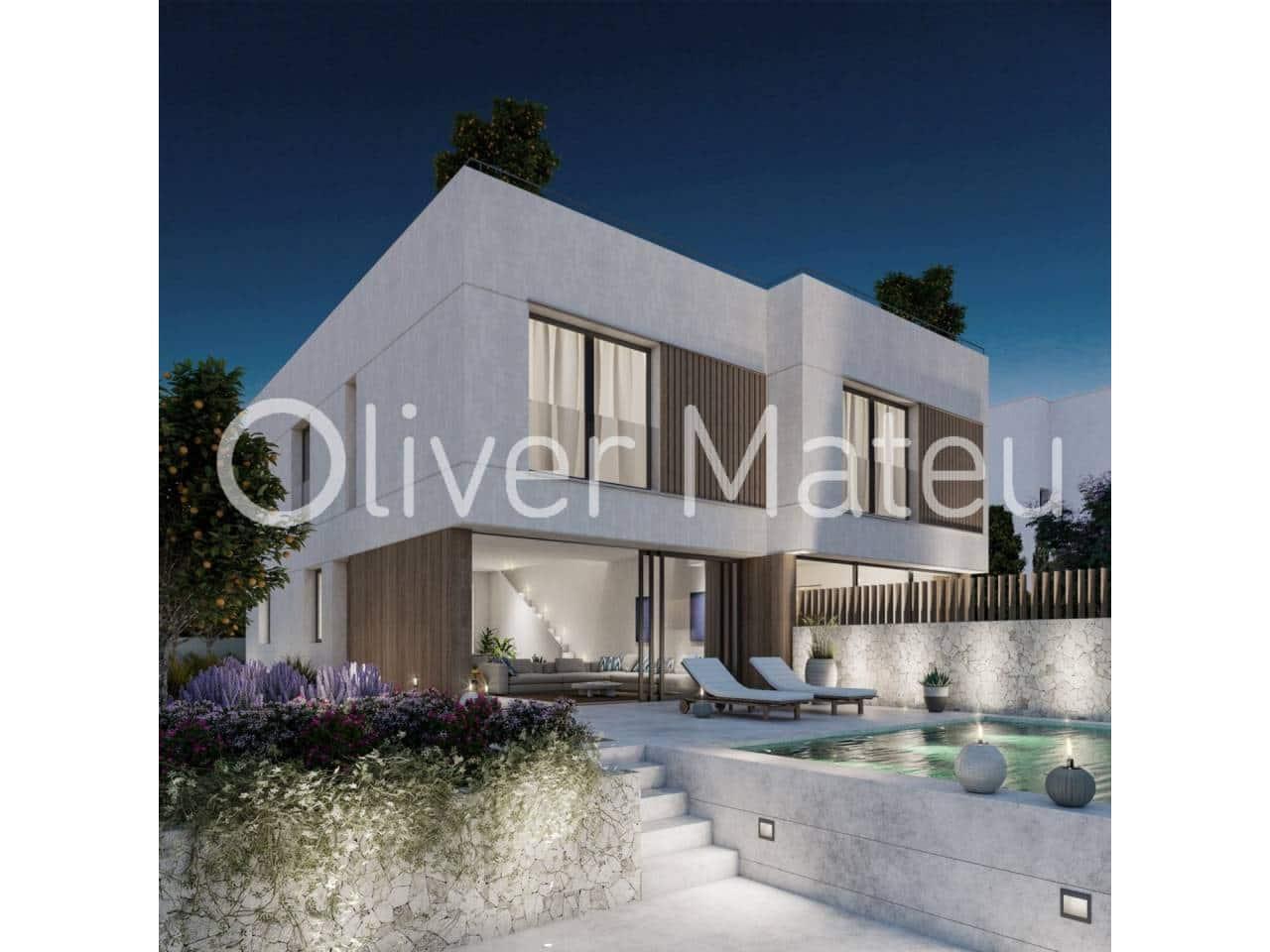 Adosado de 4 habitaciones en San Augustin / Sant Agustí en venta - 995.000 € (Ref: 5045700)