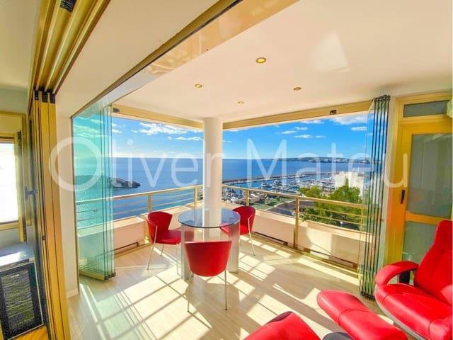 Ático de 3 habitaciones en Portals Nous en venta - 1.425.000 € (Ref: 5769425)
