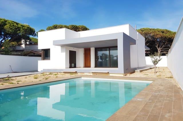 3 chambre Villa/Maison à vendre à La Barrosa avec piscine - 575 000 € (Ref: 3890710)