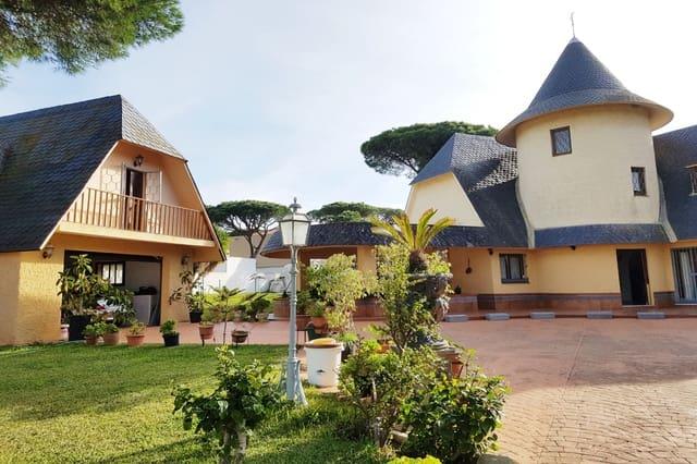 3 chambre Villa/Maison à vendre à La Barrosa avec piscine garage - 900 000 € (Ref: 3890711)