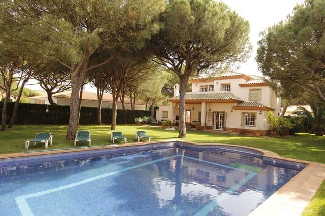 Chalet de 5 habitaciones en Conil de la Frontera en venta con piscina - 590.000 € (Ref: 4158347)