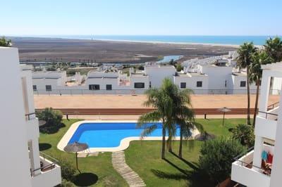 3 Zimmer Apartment zu verkaufen in Conil de la Frontera mit Pool - 265.000 € (Ref: 4254369)
