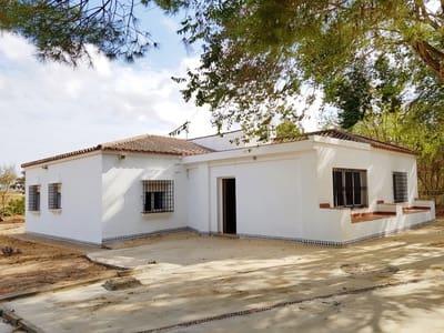 3 chambre Finca/Maison de Campagne à vendre à Chiclana de la Frontera - 134 500 € (Ref: 4782845)