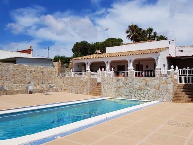 3 soveværelse Finca/Landehus til salg i Chiclana de la Frontera med swimmingpool - € 249.995 (Ref: 5074315)