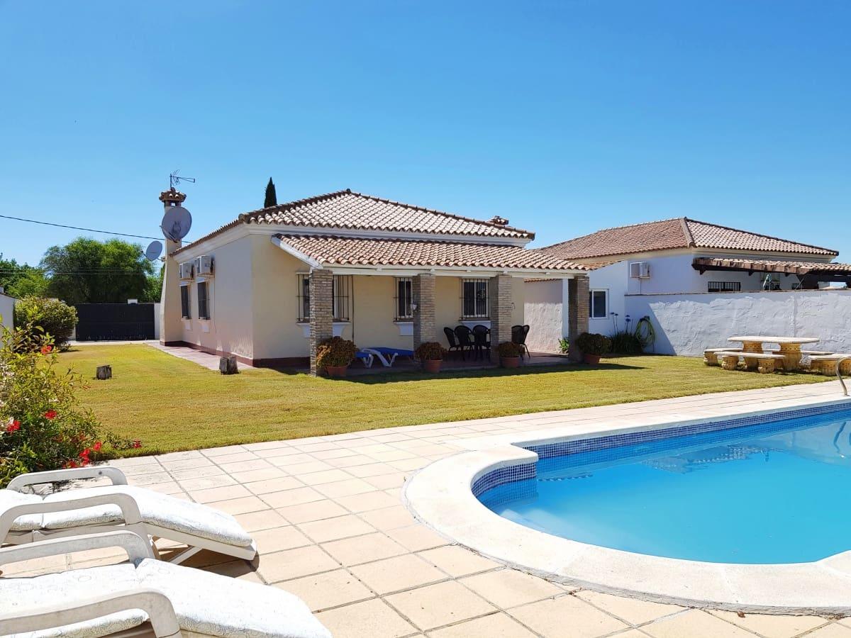 3 soveværelse Villa til salg i Chiclana de la Frontera med swimmingpool - € 219.995 (Ref: 5374186)