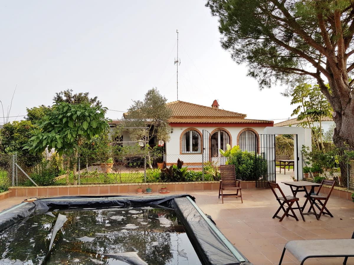 3 chambre Villa/Maison à vendre à Chiclana de la Frontera avec piscine - 190 000 € (Ref: 5947889)