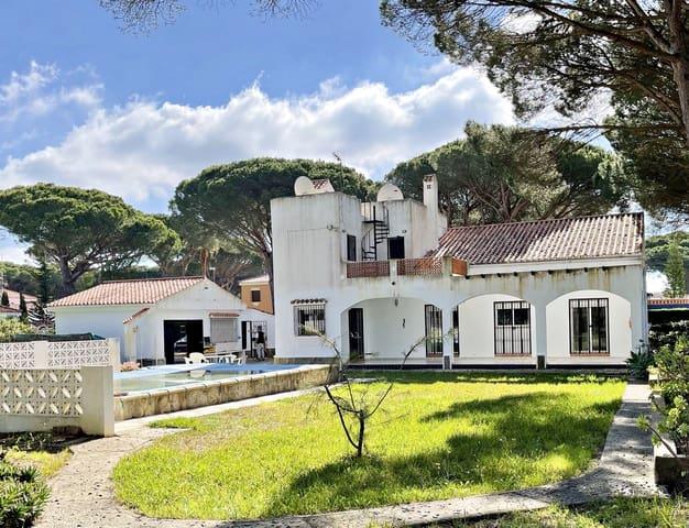3 chambre Villa/Maison à vendre à Chiclana de la Frontera avec piscine garage - 380 000 € (Ref: 6134817)