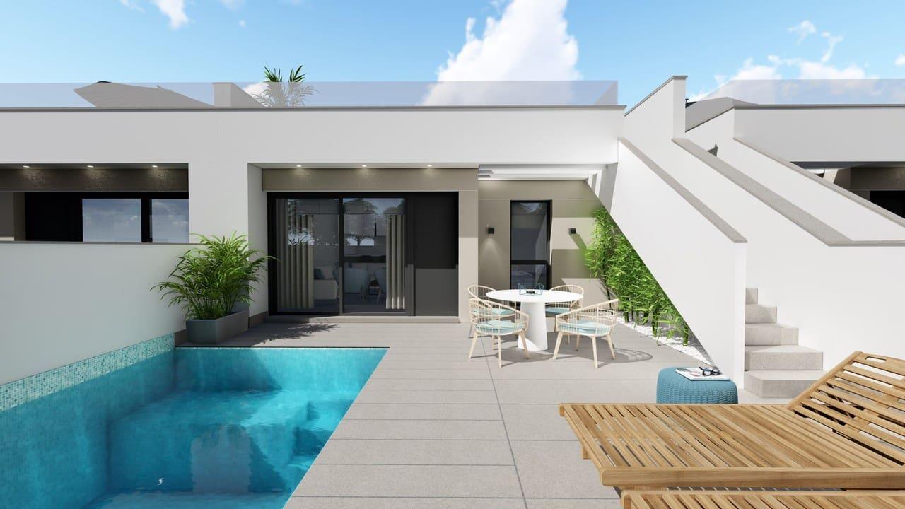 Chalet de 2 habitaciones en Pilar de la Horadada en venta con piscina - 184.900 € (Ref: 4772230)