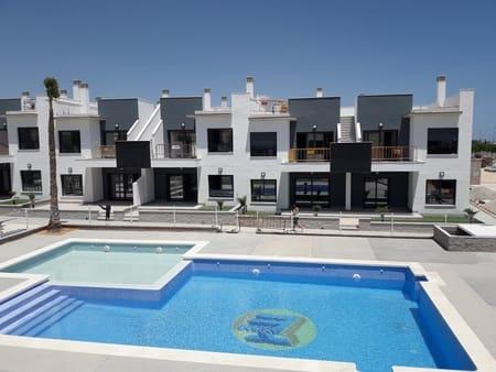 Apartamento de 2 habitaciones en Pilar de la Horadada en venta con piscina - 139.900 € (Ref: 4791692)
