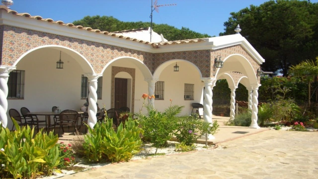 3 sypialnia Finka/Dom wiejski na sprzedaż w Cartaya z basenem - 225 000 € (Ref: 5021669)
