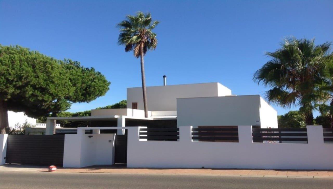 4 sypialnia Willa na sprzedaż w El Portil z basenem - 460 000 € (Ref: 5091496)