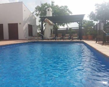 4 bedroom Villa for sale in La Tercia with pool - € 550,000 (Ref: 5093788)