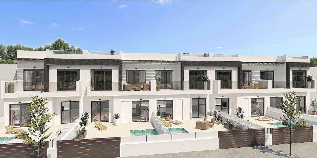 3 bedroom Townhouse for sale in San Pedro del Pinatar - € 209,000 (Ref: 5100384)