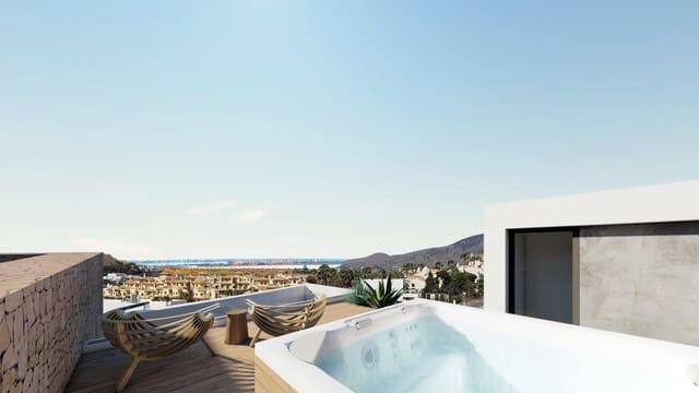 Apartamento de 3 habitaciones en La Manga Club en venta con piscina - 345.000 € (Ref: 5344370)