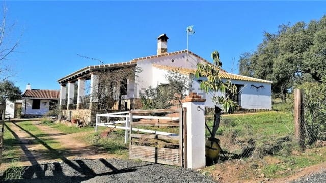 4 chambre Finca/Maison de Campagne à vendre à Zalamea la Real - 190 000 € (Ref: 5893555)