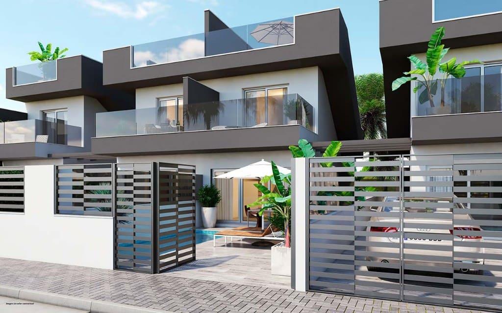 Chalet de 3 habitaciones en Pilar de la Horadada en venta - 281.000 € (Ref: 3923774)
