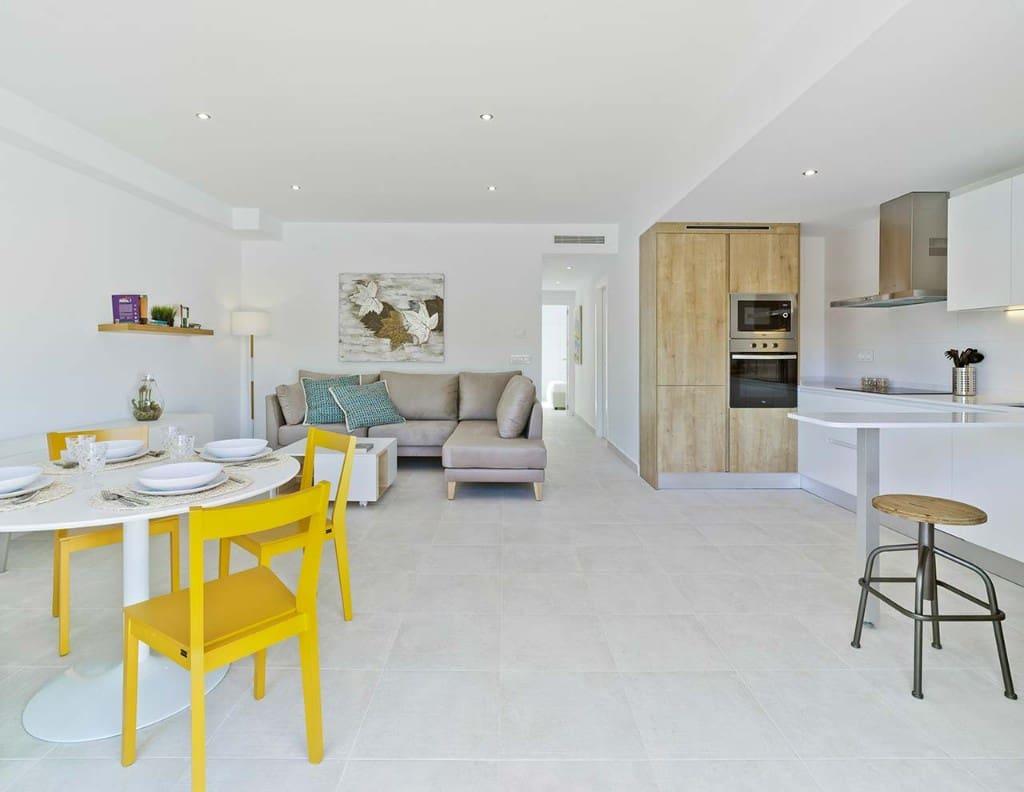 Bungalow de 2 habitaciones en Pilar de la Horadada en venta con garaje - 168.700 € (Ref: 3973642)