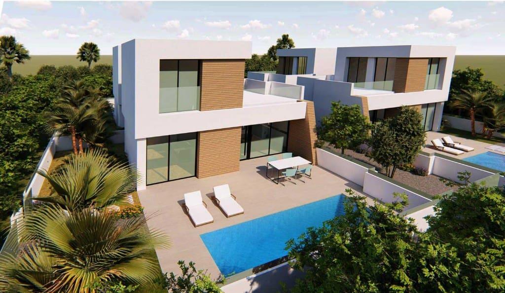 Chalet de 3 habitaciones en Benijófar en venta con garaje - 274.900 € (Ref: 4457197)