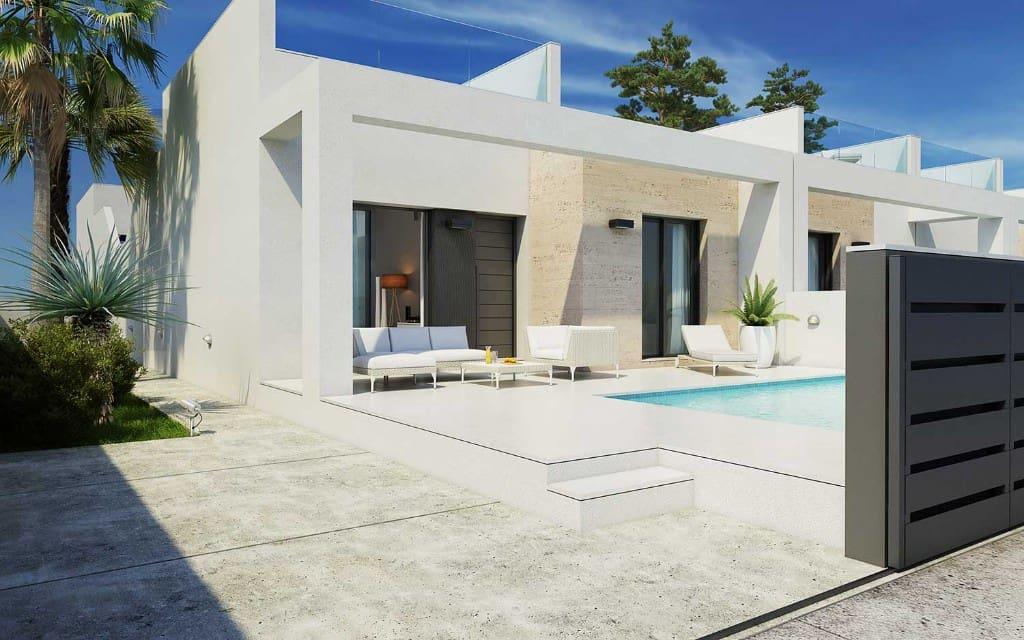 2 sovrum Villa till salu i Daya Nueva med pool - 187 000 € (Ref: 4472095)
