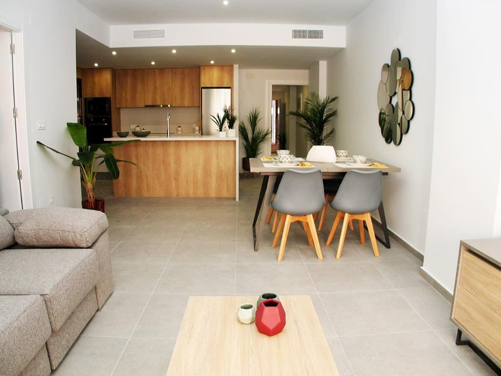 3 sovrum Lägenhet till salu i Bigastro - 110 000 € (Ref: 4566068)