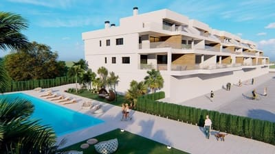 2 bedroom Penthouse for sale in Campoamor with garage - € 245,000 (Ref: 4988244)