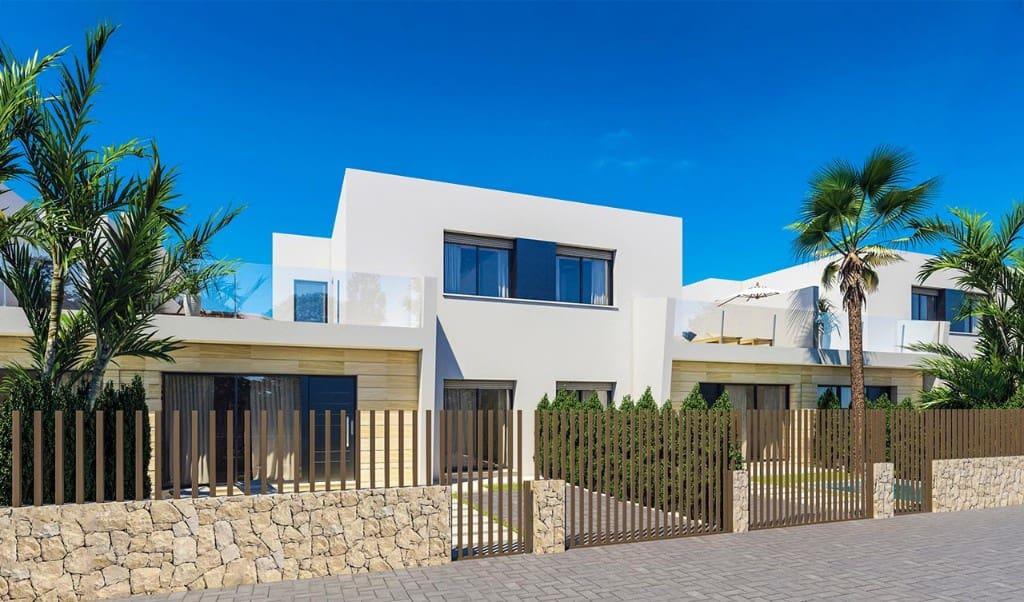 Chalet de 3 habitaciones en Pilar de la Horadada en venta con garaje - 329.900 € (Ref: 5043789)