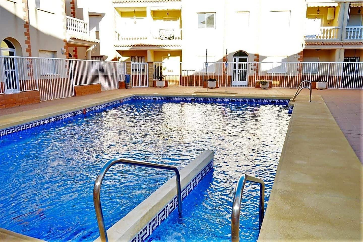 2 bedroom Flat for rent in Cuevas del Almanzora with pool garage - € 400 (Ref: 3984715)