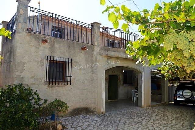 3 chambre Finca/Maison de Campagne à vendre à Lubrin - 79 950 € (Ref: 4209463)