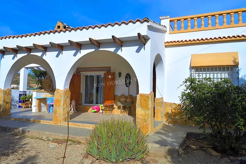 4 bedroom Villa for sale in Carboneras with pool garage - € 299,950 (Ref: 4308134)