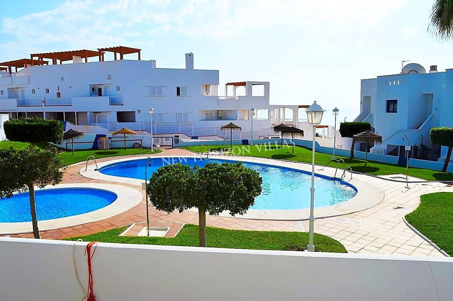2 bedroom Flat for rent in Mojacar with pool garage - € 410 (Ref: 4760594)