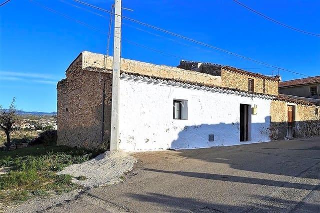 Finca/Casa Rural de 3 habitaciones en Zurgena en venta - 35.000 € (Ref: 5013819)