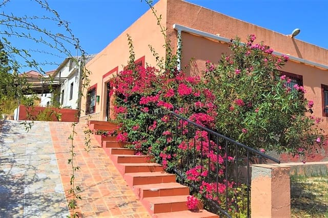 3 chambre Finca/Maison de Campagne à vendre à Los Gallardos - 450 000 € (Ref: 5565908)