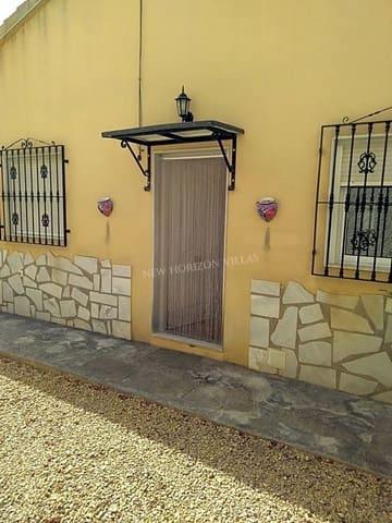 2 slaapkamer Bungalow te huur in Cantoria - € 370 (Ref: 5900292)