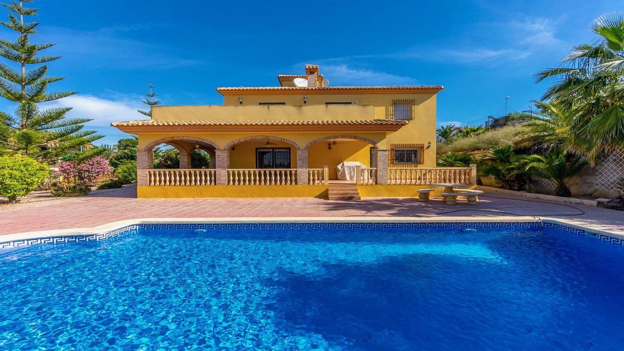 Finca/Casa Rural de 3 habitaciones en Valle del Sol en venta con piscina - 239.900 € (Ref: 4966970)